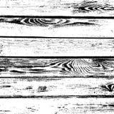 Старая деревянная предпосылка текстуры вектора планок зерна иллюстрация штока