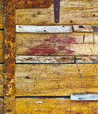 Старая деревянная предпосылка стоковое фото