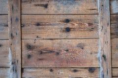 Старая деревянная предпосылка Стоковое фото RF