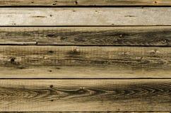 Старая деревянная планка Стоковое Изображение RF