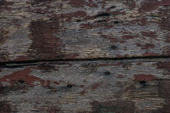Старая деревянная сделанная загородка Стоковые Фото