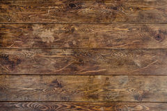 Старая деревянная таблица Стоковые Изображения RF