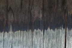 Старая деревянная текстура, предпосылка переклейки Стоковая Фотография RF