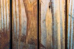 Старая деревянная текстура планок Стоковое Изображение