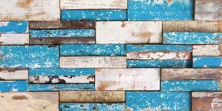 Старая деревянная текстура grunge Стоковое Фото