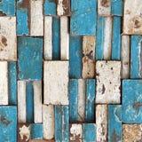 Старая деревянная текстура grunge Стоковые Фотографии RF