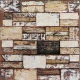 Старая деревянная текстура grunge Стоковое Изображение