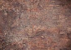 Старая естественная деревянная коричневая затрапезная предпосылка Старая текстура расшивы Стоковое Фото
