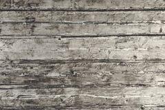 Старая естественная поцарапанная стена тимберса Стоковые Фотографии RF