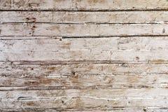 Старая естественная поцарапанная стена тимберса Стоковая Фотография RF
