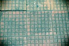 Старая деталь бетонной стены Стоковые Фото