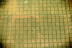 Старая деталь бетонной стены Стоковое фото RF