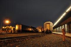 Старая железная дорога Сакраменто Стоковая Фотография RF