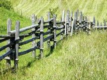 Старая загородка Стоковые Фото