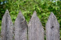 Старая загородка Стоковое Изображение