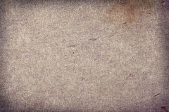 Старая запятнанная бумага, текстурированная предпосылка Стоковое Изображение RF