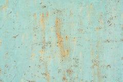старая заржаветая предпосылка Текстура металла Grunge Стоковая Фотография