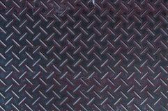 Старая заржаветая предпосылка металла, ржавая текстура металла Стоковая Фотография
