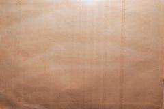 Старая затрапезная grungy пакостная текстура листа бумаги Стоковые Фото