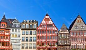 старая зданий немецкая стоковые изображения rf