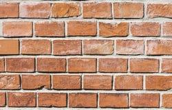 Старая историческая структура гармоники кирпичной стены im Стоковая Фотография RF