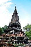 Старая и старая пагода Стоковые Фото