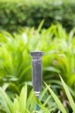 Старая и пакостная черная вода squirt или Спрингер Стоковое Изображение