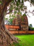 Старая каменная пагода Стоковое Фото