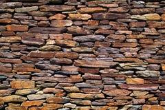 старая каменная стена текстуры Стоковая Фотография RF