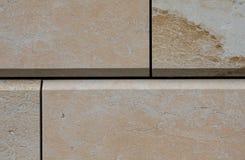старая каменная стена текстуры Стоковое Фото