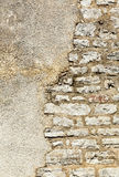Старая каменная стена Стоковые Фотографии RF