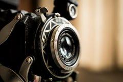 Старая камера год сбора винограда стоковые фото