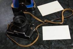 Старая камера фильма стоковое изображение