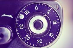 Старая камера фильма Стоковая Фотография RF