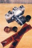 Старая камера фото стоковые изображения