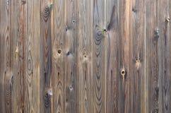 Старая картина панели темного коричневого цвета grunge деревянная с красивой абстрактной текстурой поверхности заряда, вертикальн стоковое изображение rf