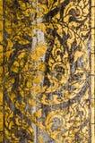 Старая картина Таиланда ангела Стоковое Изображение RF
