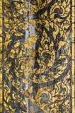 Старая картина Таиланда стоковое фото