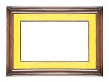 Старая картинная рамка иллюстрация штока