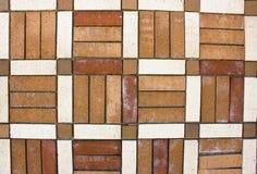 Старая кирпичная кладка Стена сделана кирпичей Стоковые Изображения