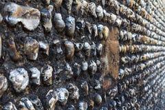 Старая кирпичная кладка в Вестминстере, Лондоне Стоковые Фото