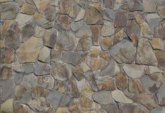Старая кирпичная стена: Текстура винтажной кирпичной кладки - каменного кирпича Стоковая Фотография