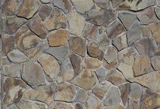 Старая кирпичная стена: Текстура винтажной кирпичной кладки - каменного кирпича Стоковые Изображения RF