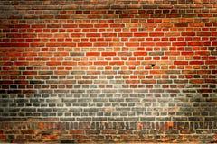 Старая кирпичная стена Стоковые Изображения
