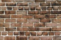 Старая кирпичная стена Стоковое Изображение RF