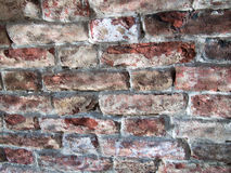 Старая кирпичная стена Стоковые Фотографии RF