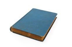 Старая книга (старая книга) на белой предпосылке Стоковое Изображение