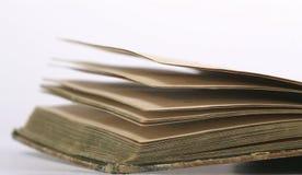 Старая книга Стоковые Изображения RF