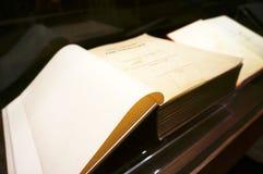 Старая книга Стоковая Фотография RF