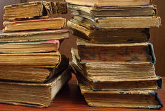 старая книги историческая Стоковые Изображения RF
